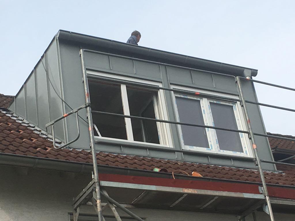 dachfenster einbau - dachdecker bedachungen dortmund